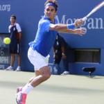 Foto de Federer R US open 2013 01 b