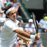 Wimbledon 2014 Federer 20140702