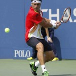 Foto David Ferrer Us Open 2014