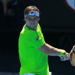 Foto David Ferrer Open Australia Viernes 17/01/2014