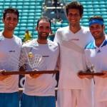 Finalistas de dobles Rio 01 b