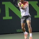 Rafa Nadal vs Fognini en Miami7