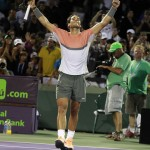 Rafa Nadal vs Fognini en Miami11