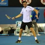 Foto Gabashvili Open Australia Jueves 16/01/2014