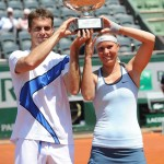 Hradecka-Cermak Campeones Dobles Mixtos