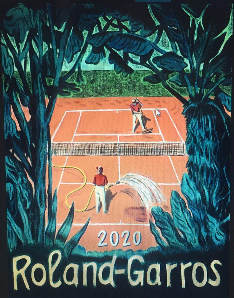 Roland Garros da a conocer a los jugadores inscritos de la edición 2020 |  Revista de Tenis Grand Slam. Noticias de Tenis.