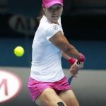 Foto Li - Open-Australia- Martes 21-01-2014