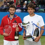 Lopez & Simon Trophy 1Eastbourne2013