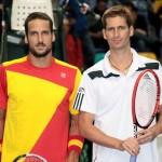 Foto Copa Davis Alemania España