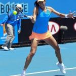 Foto Muguruza Open Australia 2014