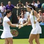 Foto Muguruza-Suárez pareja de dobles