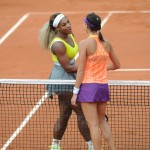 Roland Garros 2014 Muguruza-Williams