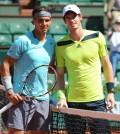Roland Garros 2014 Murray-Nadal