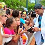 Nadal autógrafos en Rio 01 b