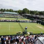Pistas exteriores Wimbledon 2