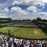Pistas exteriores Wimbledon