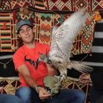 Rafa y el halcón Doha 2014 01 b