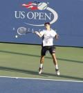 Foto de Robredo en el US Open