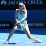 Foto 2 Sharapova Open Australia 2014