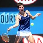 Foto Carla Suarez Open Australia 2014