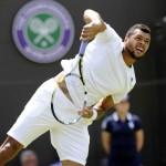 Wimbledon 2014 Tsonga