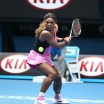 Foto Williams - Open-Australia- Domingo 19/01/12014