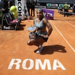 Williams campeona en roma 2014