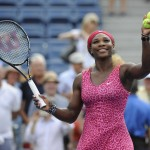 Foto Serena Williams. US OPEN 2014