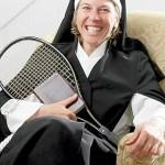 Andrea Jaeger, la tenista monja